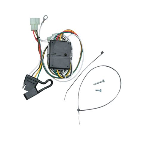 land cruiser 7 pin trailer receptacle and wiring harness