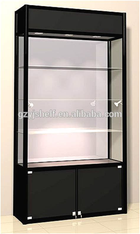 locking wine display cabinet modern style wine glass display cabinet lockable on