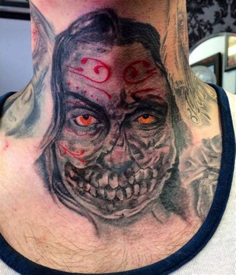 worst neck tattoo ever scarred for life 15 of the worst tattoos team jimmy joe