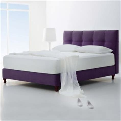purple king size headboard royal blue headboard without a footboard bed king size