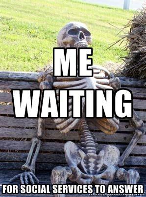 waiting skeleton meme maker image memes  relatablycom