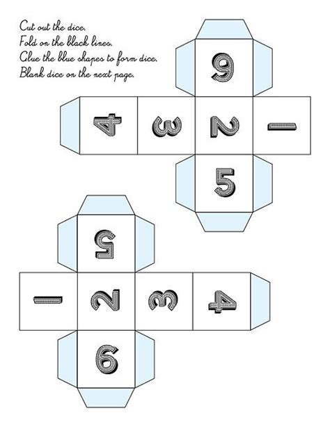 17 Best Images About Fle Jeux On Pinterest Bingo Student And French Make Your Own Dice Template