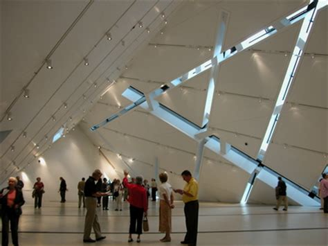 Royal Ontario Museum Interior by Steel Project Study Gallery Renovation To Rom Page