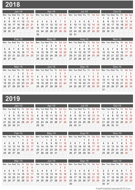 printable calendar booklet 2018 free printable calendar 2018 with holidays in word excel pdf