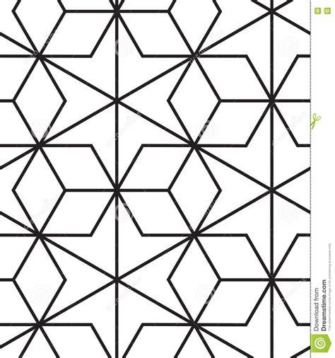 vector seamless pattern modern stylish texture vector seamless pattern modern stylish line hexagon