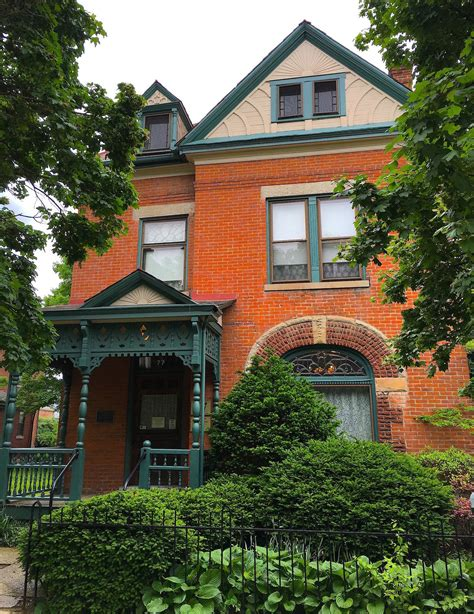 thurber house thurber house played important role in life of humorist cartoonist travel daily