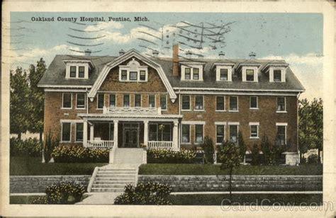 Hospital In Pontiac Mi by Oakland County Hospital Pontiac Mi