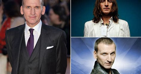 Christopher Eccleston Is Joining The Cast Of by Christopher Eccleston On Working Class Roots Toff Actors