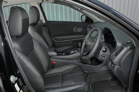 honda hr  black edition  review autocar