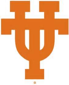Ut Transfer 0 Pres Longhorns Alternate Logo Iron On Sticker