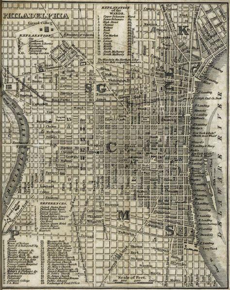 maps philadelphia usa pennsylvania maps perry casta 241 eda map collection ut