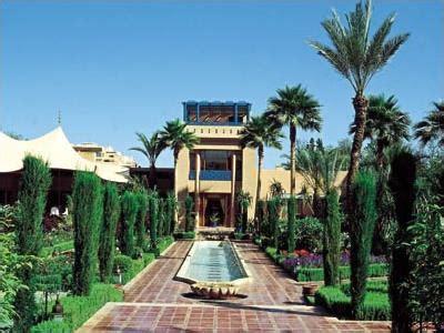 hotel le meridien n fis 5 marrakech maroc magiclub voyages
