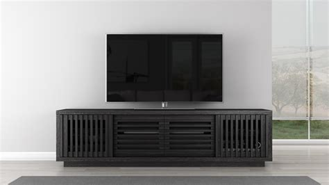 furnitech  contemporary rustic tv stand ftwseb