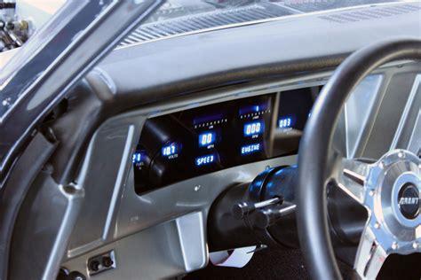 84 Corvette Interior Tech Installing Aftermarket Gauges In Your Classic Car