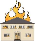 fireplace der clip house clipart vector graphics 200 874 house eps clip