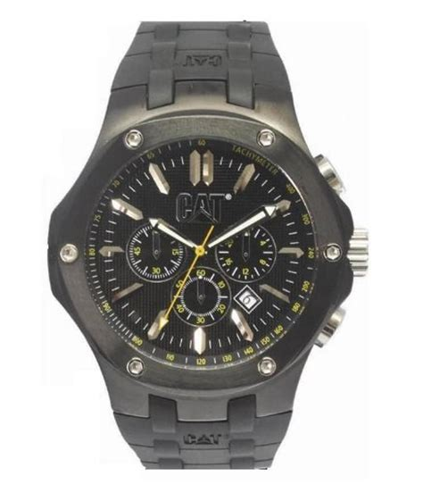 Caterpillar Cat Nh Lack Silver caterpillar relojes en espa 241 a