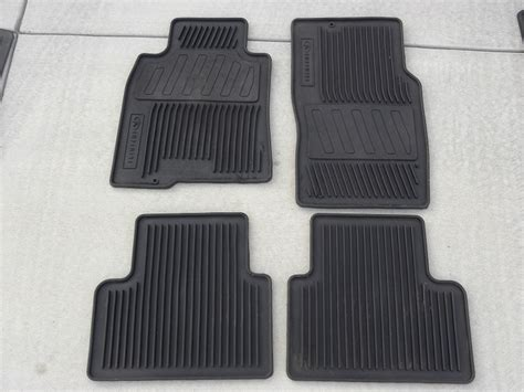 Infiniti All Weather Floor Mats by For Sale Infiniti G37 Coupe All Weather Floor Mats Myg37