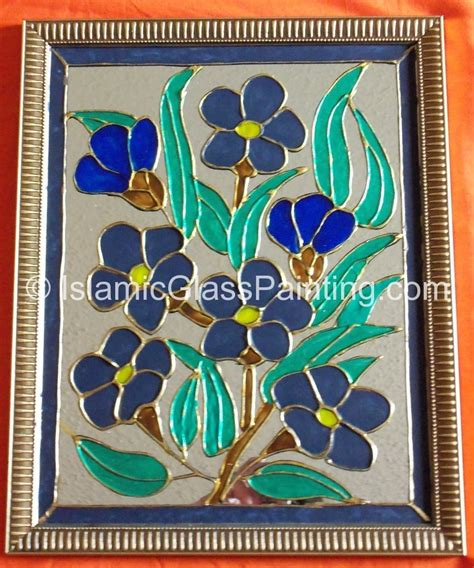 41 best images about islamic glass paintings on allah frame sizes and acrylics