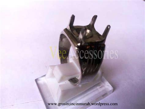 Grosir Kalung Titanium Jakarta monel stainless anti magnet grosir cincin murah