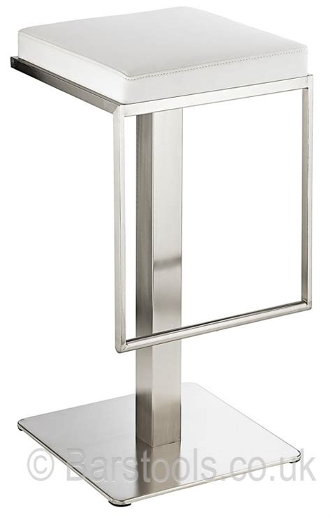 Nero Bar Stool by Nero Bar Stool White