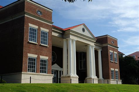 Of Mississippi Mba Tuition by Martindale Former Transformed Into Student Services