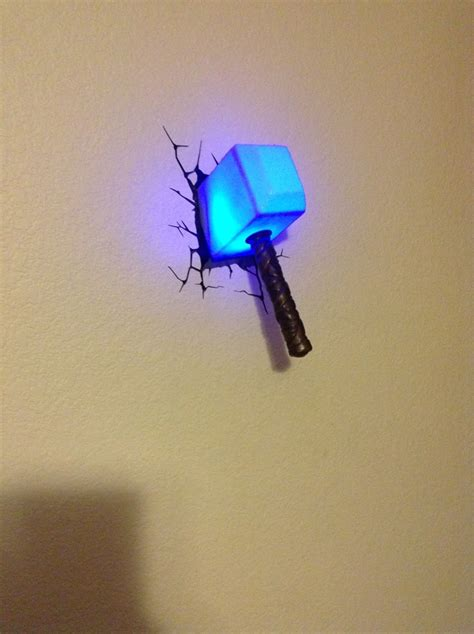 Fun Kitchen Gadgets by Thor S Hammer Nightlight