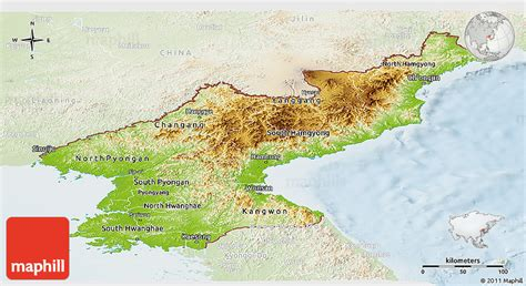 korea physical map korea physical geography pictures to pin on