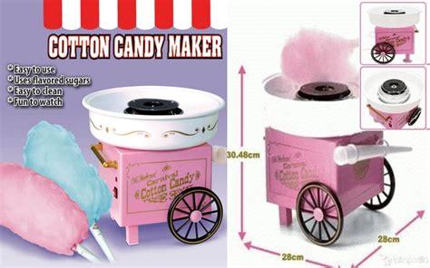 barang unik paket grosir paketgrosir com menawarkan cotton candy maker alat pembuat kembang gula kapas 315