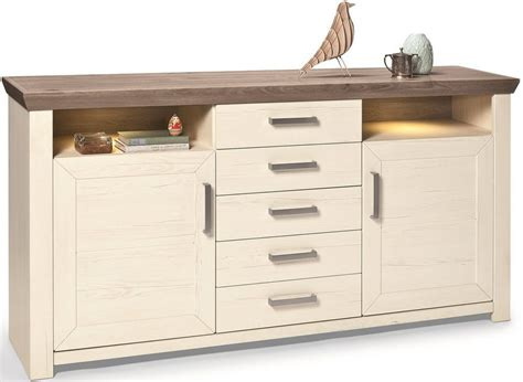 nachttisch york set one by musterring sideboard 187 york 171 typ 55 pino
