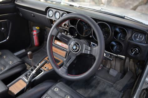 1971 Nissan Skyline 2000 Gt R Interior Photo 7