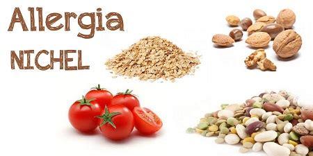 gli alimenti contengono nichel alimenti contengono nichel quali evitare