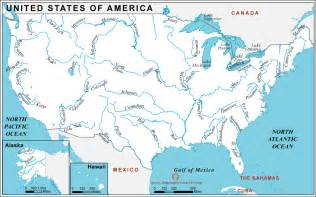 map of the rivers of the united states infographics maps and more may 2013