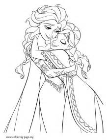 frozen color sheets free coloring pages of frozen