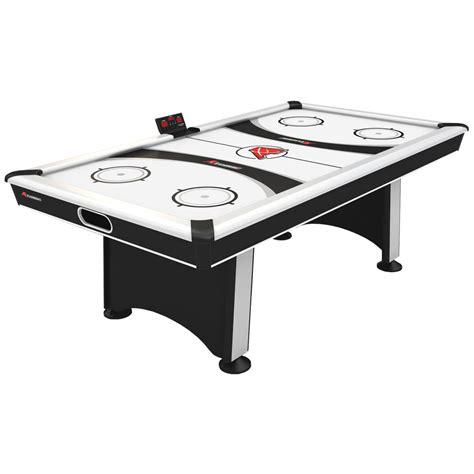 7 air hockey table atomic blazer 7 air hockey table 293854 at sportsman