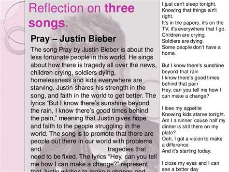 Justin Bieber Pray Lyrics Vagalume   up justin bieber lyrics meaning