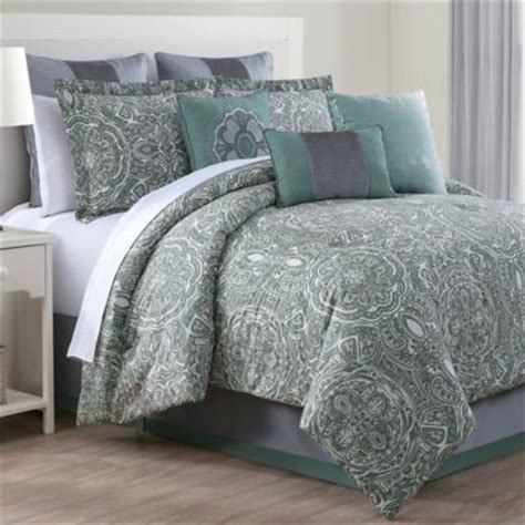 green and grey bedding buy grey comforter sets from bed bath beyond