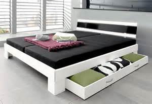 futonbett matratze futonbett schlafzimmer