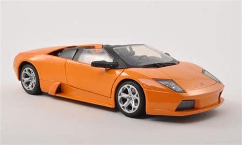 Buy Lamborghini Murcielago Lamborghini Murcielago Roadster Orange Motormax Diecast