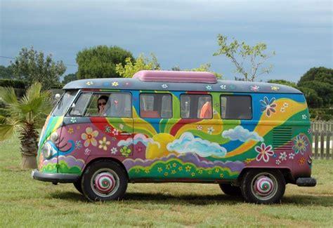 furgoneta hippie decoracion adis kombi hola mito 20minutos es
