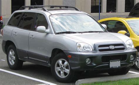 Santa Fe Hyundai 2005 by File 2005 2006 Hyundai Santa Fe 08 16 2010 Jpg