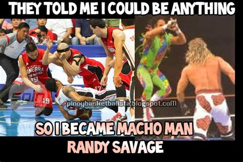 Randy Savage Meme - sports macho man randy savage to be immortalized in