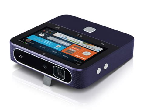 Hp Zte Proyektor Hotspot spro plus tablet like android projector by zte thetechnews
