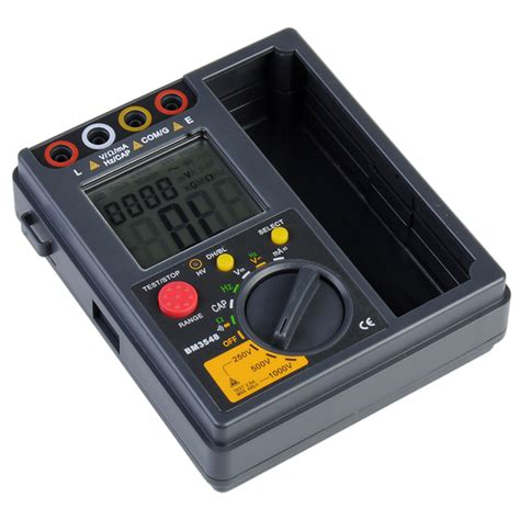 testing resistors with a digital multimeter bm3548 digital insulation resistance multimeter test meter alex nld
