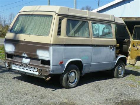 volkswagen vanagon cer service manual pdf used rvs 1984 volkswagen vanagon