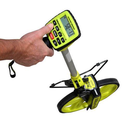 Measuring Wheel Digital Mwd300 calculated industries 6575 digiroller plus iii digital measuring wheel engineersupply