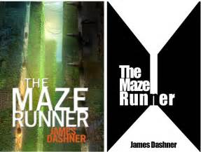 maze runner book cover drawing