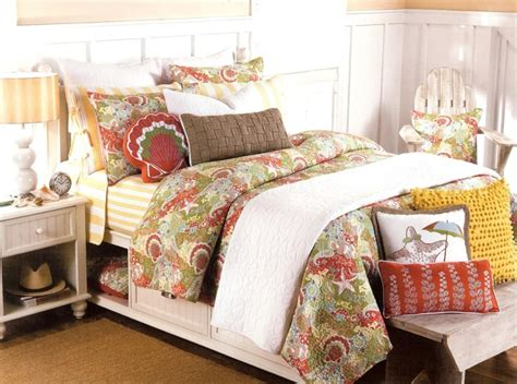 Tropical Quilt Sets by Style Happy Quilt Set Tropical Bedding By Tropicality Decor