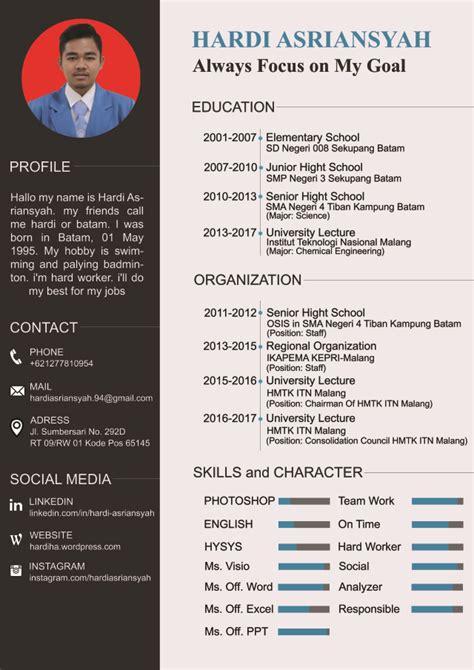 membuat cv yang menarik online cute cara buat resume yang menarik pictures inspiration