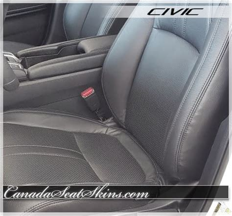 custom leather seats for honda civic 2016 2018 honda civic coupe leather upholstery