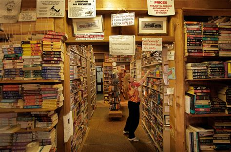 book depot owner maintains familiar place for bibliophiles